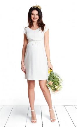 Elegant maternity - nursing dress HAPPY ME